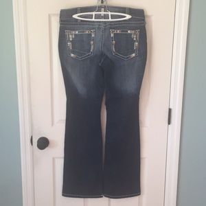 ariat boot cut jeans